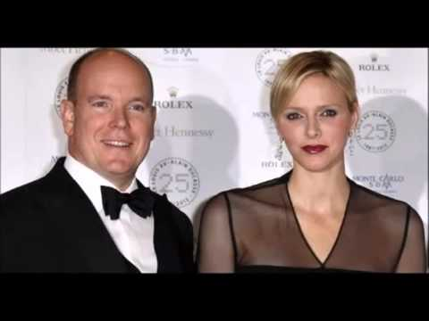 Monaco Royal Couple Prince Albert II and Princess Charlene Expect Baby