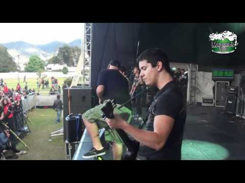 Dischord - Brand New World live @ Rock al Parque 2011