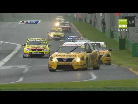 V8 Supercars 2013 - MSS Security Challenge Race 3 (Non-Champ)