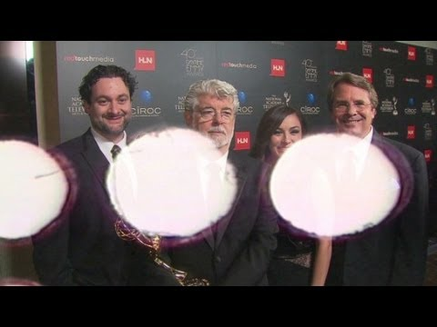 George Lucas wins at Daytime Emmys