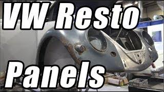 Classic VW BuGs Best Restoration Sheet Metal Panels for Vintage Beetle