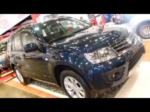 2014 Suzuki Grand Vitara 2014 video review Caracteristicas versión Colombia