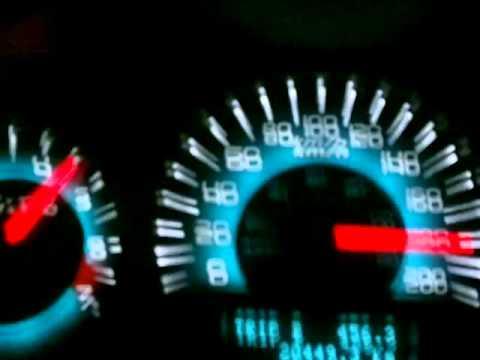 Novo Ford Fusion 2.5 16v 2010 de 0 a 180km/h e a 3500 rpm de sexta marcha...