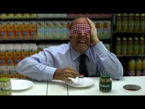 Blind testen: zilveruitjes (Albert Heijn)