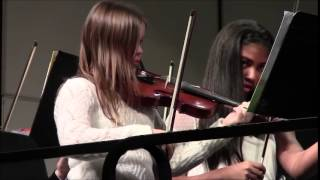 Red Pepper 2014, Nyack 7th Grade Orchestra