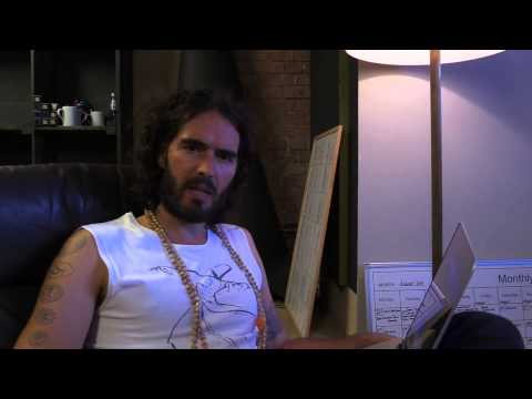 Russia: What's The Strategy? Russell Brand The Trews (E112)