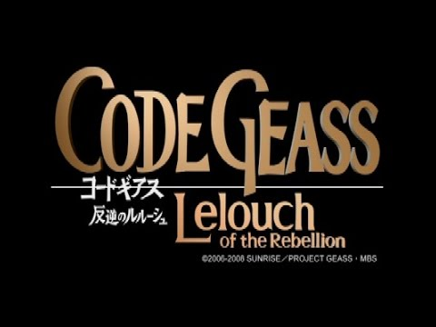 Code Geass All Openings Full Version (1-5)