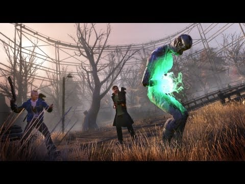 The Secret World Preview - Combat, Classes, and Angry Clowns