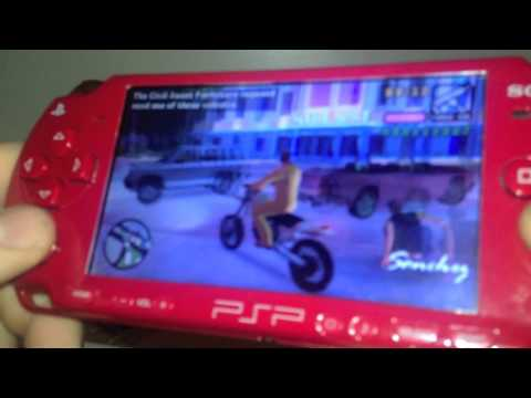 PSP - Japanese Red Model (2000) Review