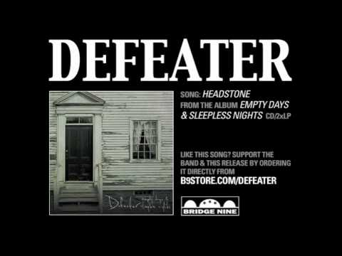 Defeater - Headstone