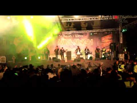 Mika Singh Tour In Nepal Sunday, March 2, 2014 video