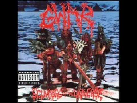 Gwar - Black And Huge