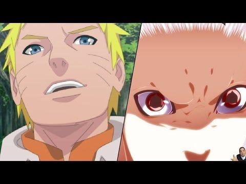 Naruto 704 & 703 Manga Chapter ナルト Review - Sarada Activates Sharingan/Meets Sasuke Naruto Vs Shin