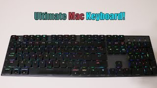 The Ultimate Mechanical Keyboard for Your Mac! The Keychron K1