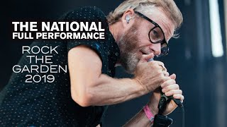 The National - Full performance (Live at Rock the Garden 2019)
