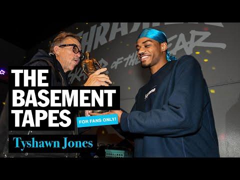 The Basement Tapes: Tyshawn Jones