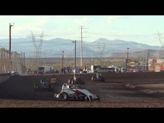Racing Highlights From Canyon Speedway Park May 11th 2013