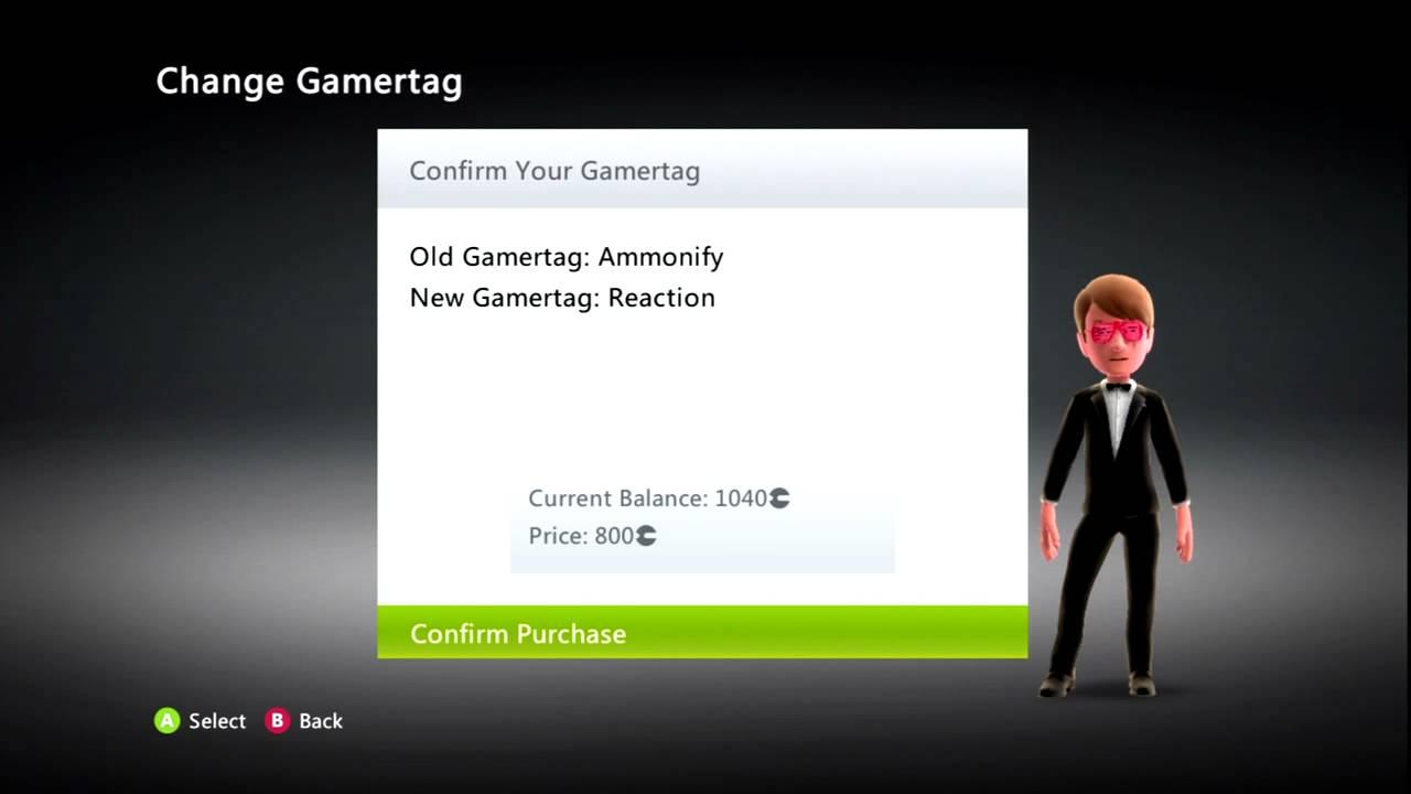OG Gamertag Hasnt Been Taken Reaction YouTube