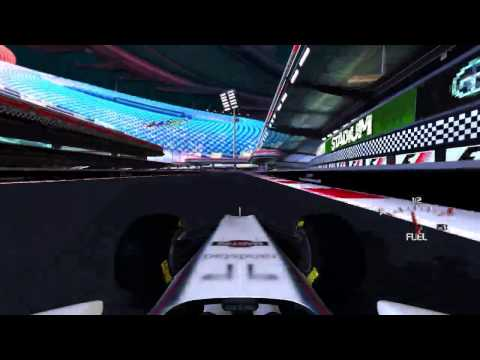 Ultimate F1 Racing 2015 round 10: Abu Dhabi
