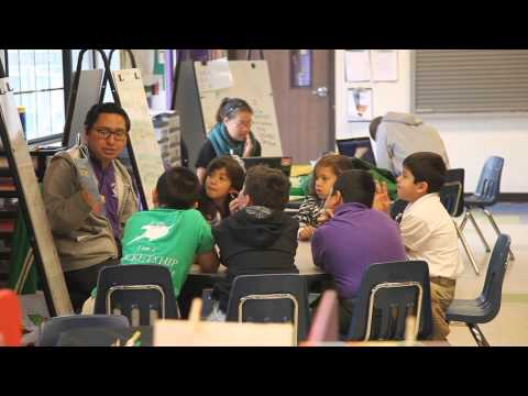 Blended Learning - Rocketship Sí Se Puede School, San Jose, California