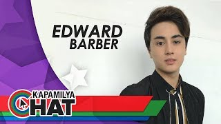 Kapamilya Chat with Edward Barber for movie First Love