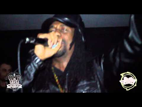 The Incredible GENERAL LEVY @Replay(Fg)