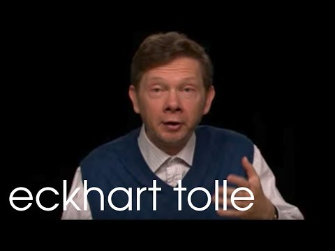 Eckhart Tolle TV: How do I respond to another's pain-body?
