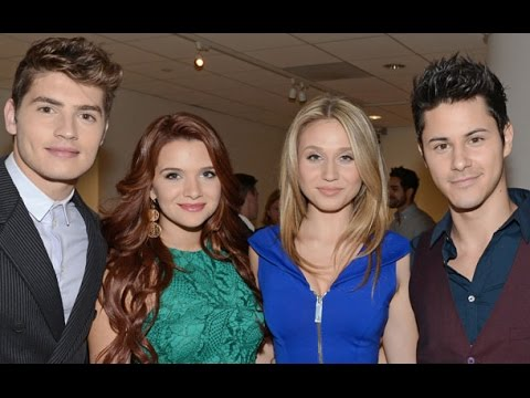 Faking It Cast Shares Juicy Details About The Sex-tacular Season 2 Drama In Store video