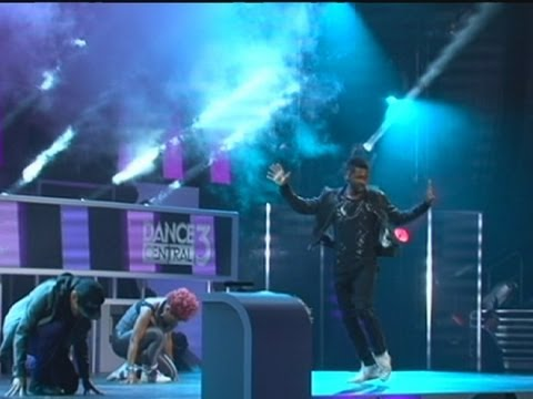 Usher unveils Dance Central 3 for Xbox 360 Kinect at E3 in LA