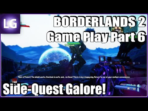 BORDERLANDS 2 / Game Play Part 6
