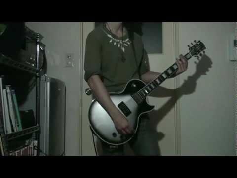 Tool - Third Eye guitar cover