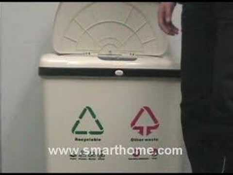 Smarthome Touchless Recycling Bin