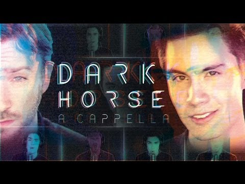 Dark Horse (katy Perry) - Sam Tsui & Peter Hollens A Cappella Cover video