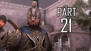 Assassin's Creed Brotherhood Walkthrough Part 21 - Au Revoir (ACB Let's Play Commentary)