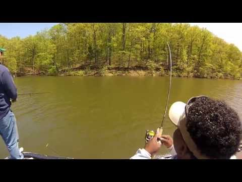 Kentucky Lake Crappie Fishing 2013