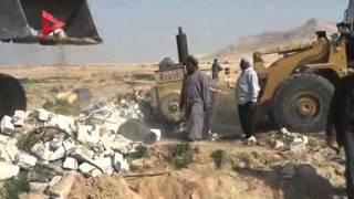 محافظ قنا يقود حملة لإزالة التعديات على 75 ألف فدان
