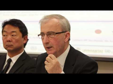 IRP Public Forums at 3rd UN World Conference on DRR, 2015, Japan -Mr. Gay Mitchell, Ireland
