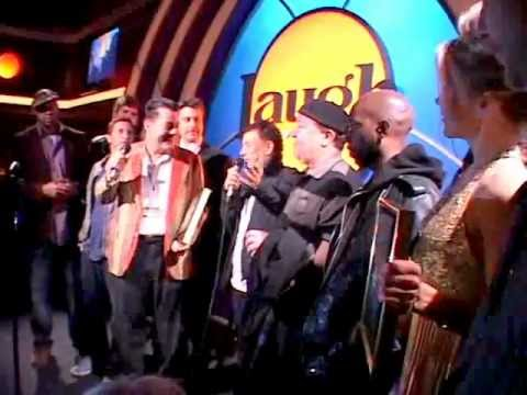 Comedy Walk of Legends announcement at the Laugh Factory Hollywood with LA Comedy Awards.