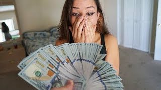 Giving My Girlfriend $10,000 To Quit Smoking