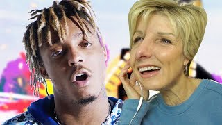 Mom Reacts To Juice Wrld Armed Dangerous Dir By A Colebennett