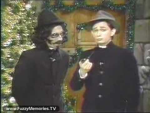 "Here is a funny sketch from Son of Svengoolie - ""The Bells of St. Berwyn"", with Rich Koz doing Bing Crosby. (Parody of The Bells of St. Mary's) Not sure when..."