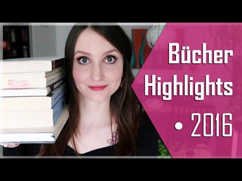 Meine Bücher Highlights | 2016