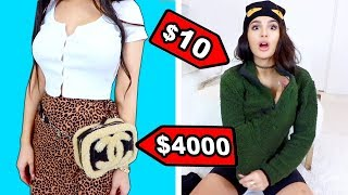 CHEAP vs EXPENSIVE Try On HAUL