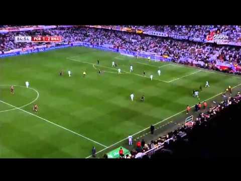 Gareth Bale's Amazing Winning Goal