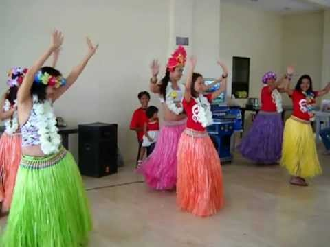 Pearly Shell And Tiny Bubbles Remix - Juliano's Reunion  Antel Grand Village July 14, 2012 video