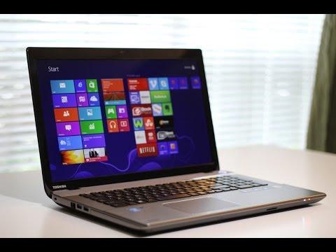 Toshiba Satellite P75-A7200 / A7100 Laptop Review