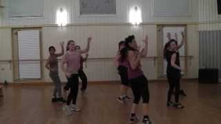 Dhola -Bollywood Routine for Dance Fitness