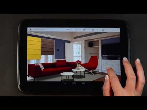 Homestyler Interior Design For Your Android Powered Devices Allows You To  Experiment With The Interior Design And Create Your Own Eye Catching Designs . Part 33