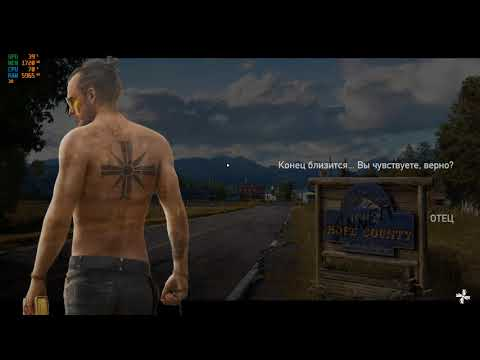 Far Cry 5 fx4300 gtx 750ti high medium