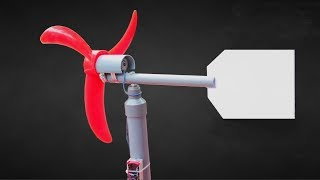 How to Make Wind Turbine Generator - Clean Energy